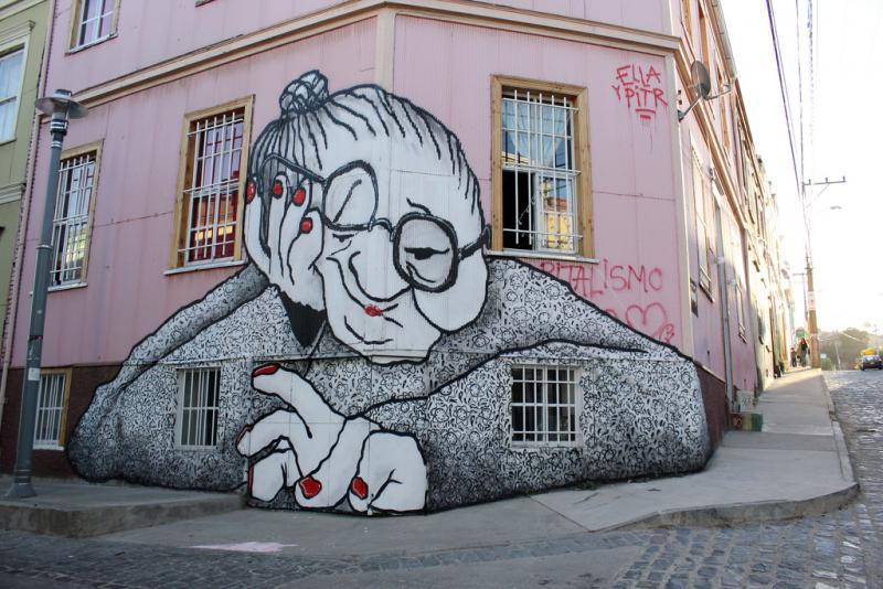 Ella & Pitr e l'arte urbana