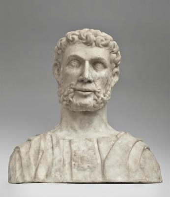 01. T. Rodari, Busto virile, 1490-1500