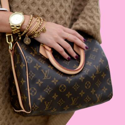 Come riconoscere una borsa di Vuitton autentica - 6 passi